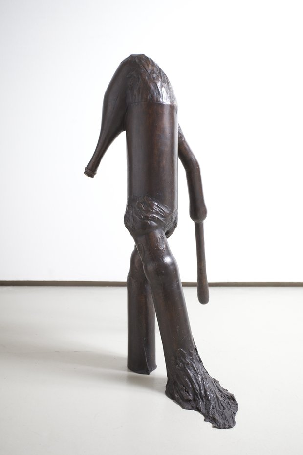 Emma Woffenden: Works in bronze, 2012