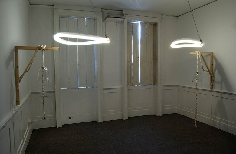 Emma Woffenden: Locked Rooms. No Horizon, part 3, 2004