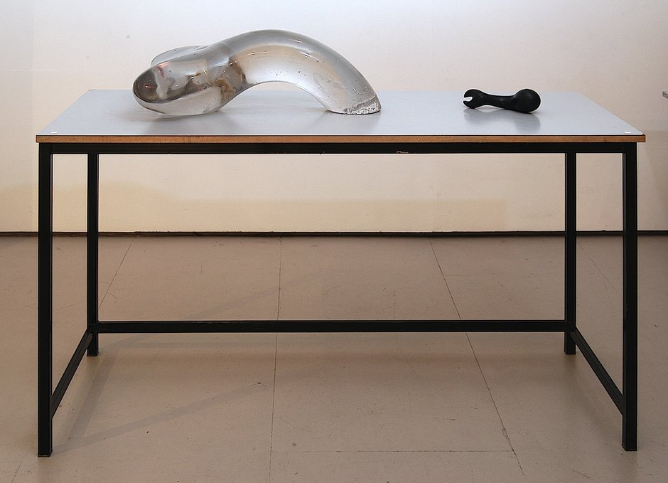 Emma Woffenden: Solo show, Barrett Marsden Gallery, 2004. Surging