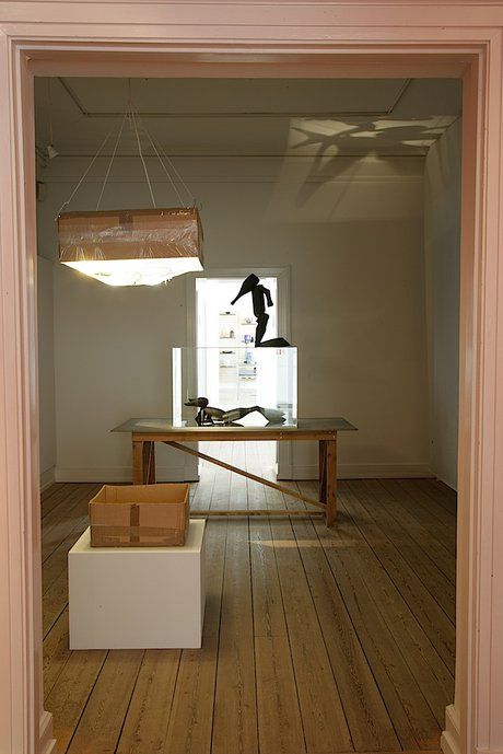 Emma Woffenden: Anima Animus with Tord Boontje, 2009. View of Incubation and I never really knew her