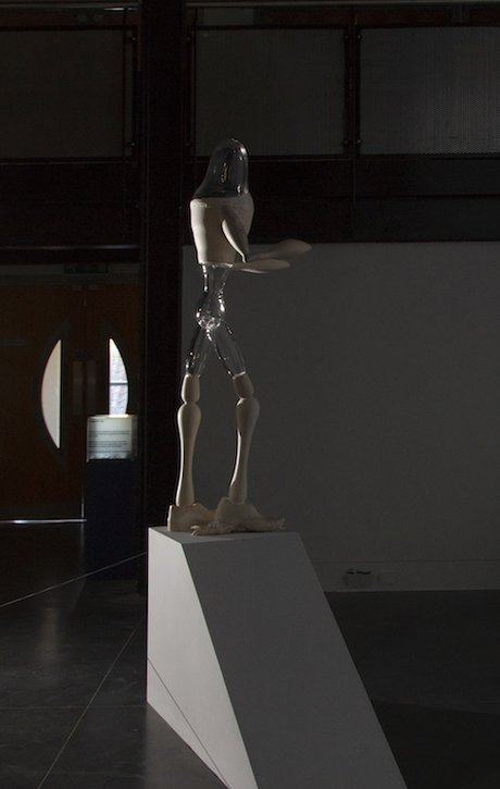 Emma Woffenden: New works Art of Glass, Mummy Woodentop, Fell, installation film and sculpture..
