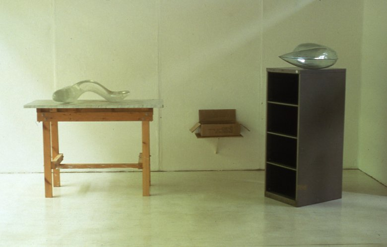 Emma Woffenden: New works, 1998.