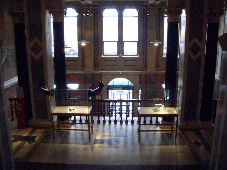 Emma Woffenden: Stockholm National  Museum, 2005.