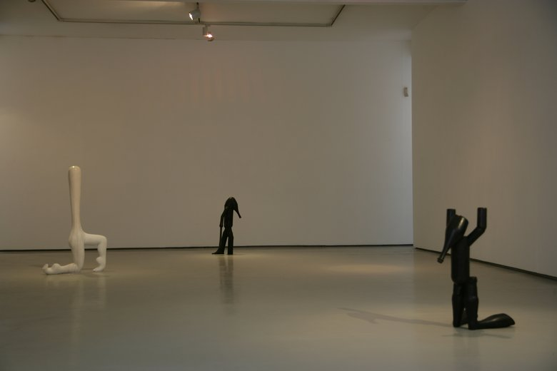 Emma Woffenden: Elephant Revenge Exhibition, 2012. view of exhibition.