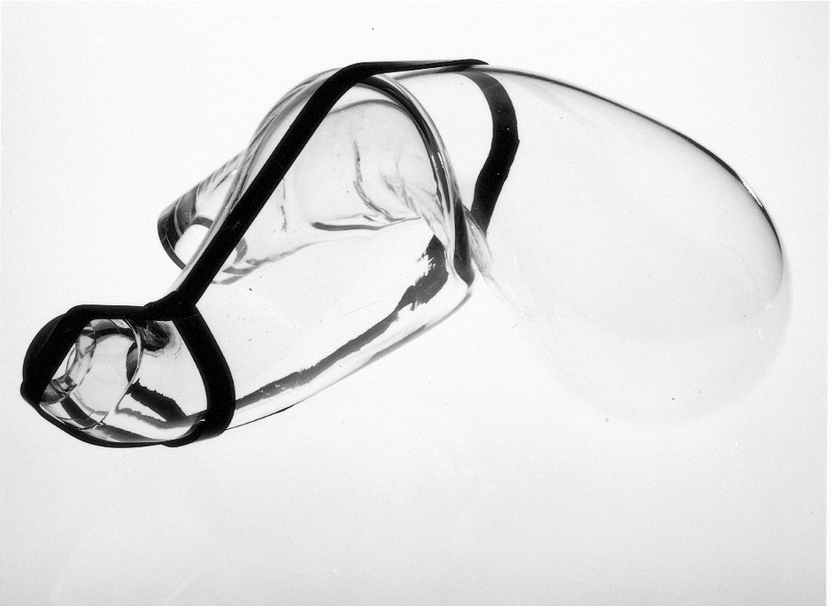 Emma Woffenden: Glass objects, 1993–1995.