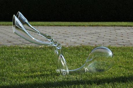 Emma Woffenden: Glass Figures RONA symposium SK, 2014.